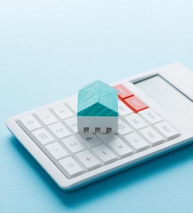 長期不在による自宅貸しイメージ写真